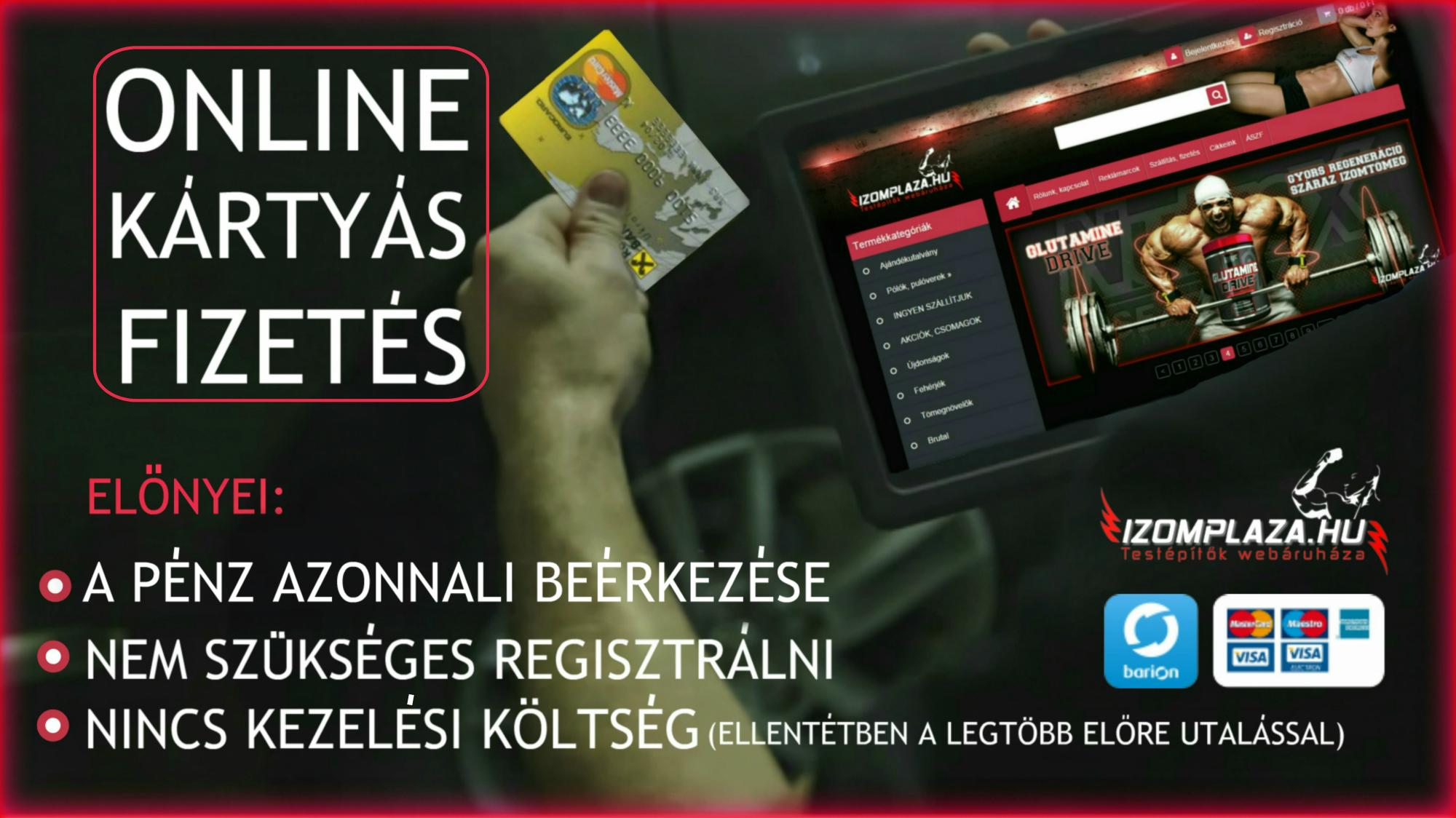 Izomplaza.hu Testépítők Webáruháza - Táplálékkiegészítők f5102b9cf1