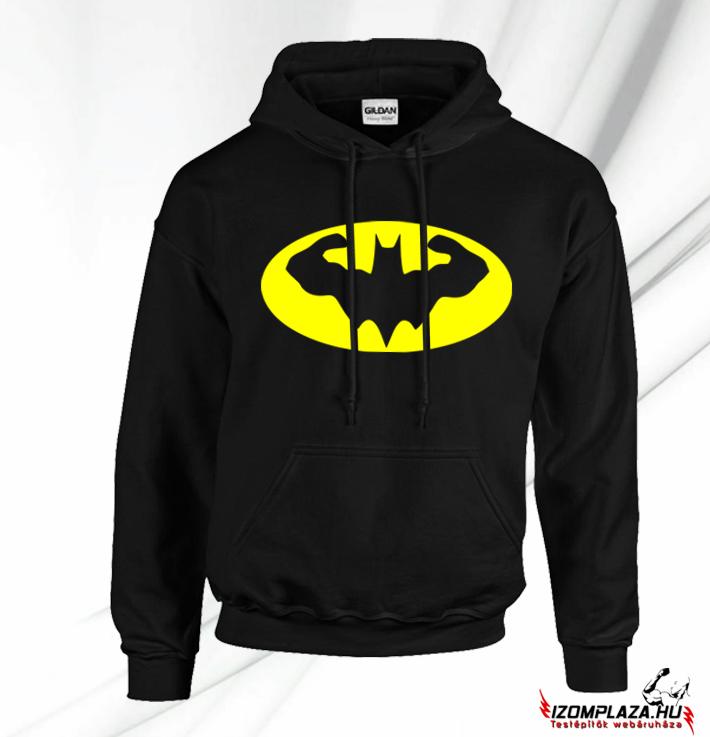 Muscle Batman pulóver - Izomplaza Testépítő Webáruház cff8246737