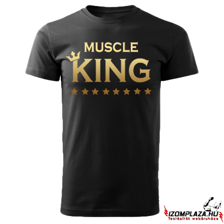 Muscle King póló
