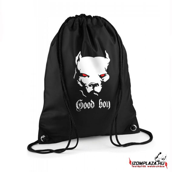 Good boy - Gymbag/tornazsák (fekete)