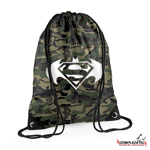 Superman vs. Batman - Gymbag/tornazsák (terep)