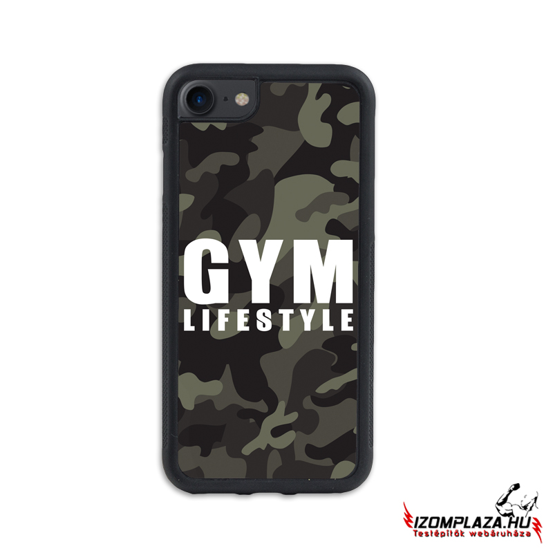 Gym lifestyle terep - iPhone telefontok