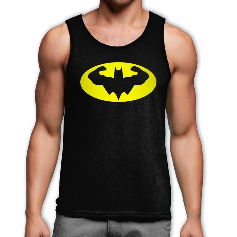 Muscle Batman Testépítő trikó - Táplálékkiegészítő Webáruház - Szeged b1b6582dd4