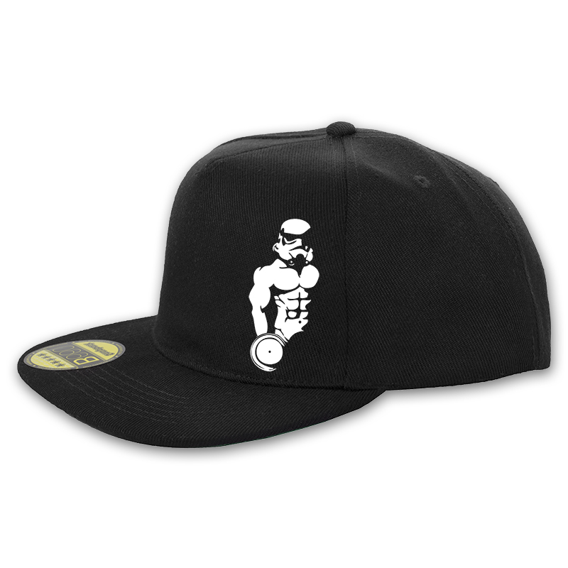 Star Wars muscle snapback (fekete)