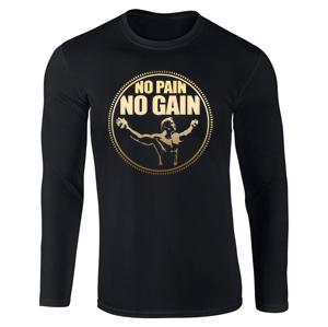 No pain No gain melegítő szett - Izomplaza Testépítő Webáruház 25aa9c103c