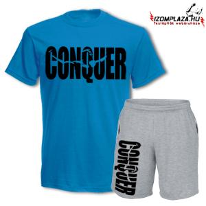 9945927cf4 Conquer póló, rövidnadrág - Táplálékkiegészítő Webáruház