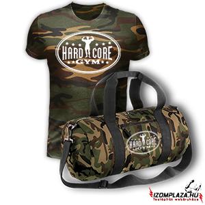 Hardcore gym melegítő szett - Izomplaza Testépítő Webáruház bf3424638f