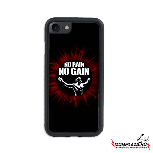 No pain no gain - iPhone telefontok