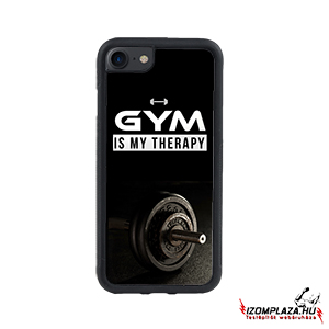 Gym is my therapy - iPhone telefontok