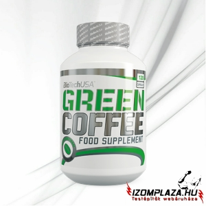 BioTech USA Green Coffee - 120 kapszula