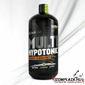 BioTech USA Multi Hypotonic Drink - 1 000 ml