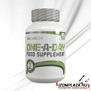 BioTech USA One-A-Day - 100 tabletta