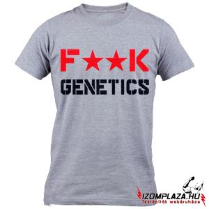 F  k Genetics Testépítő póló - Táplálékkiegészítő Webáruház - Szeged 87e9c1a969