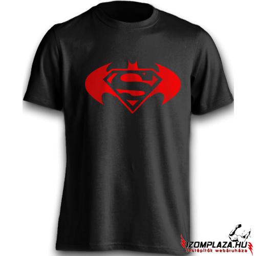 ed985a43ad Superman vs. Batman Testépítő póló-Táplálékkiegészítő Webáruház-Szeged